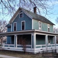 Historic Bohumil Shimek House - Iowa City, Iowa (2), Блуэ Грасс