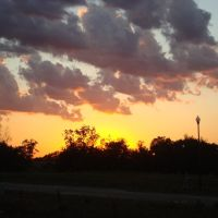 Sunset, Буффало