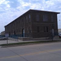 Chicago, Great Western Railroad Freight Depot- Waterloo IA, Ватерлоо