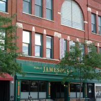 IOOF Building and Jamesons Public House, Ватерлоо
