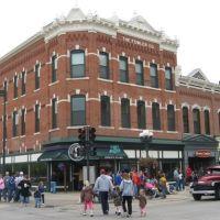 Fowler Building, 228 E 4th Street, Waterloo Iowa, Ватерлоо