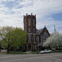 First United Methodist Church in Waterloo IA, Ватерлоо
