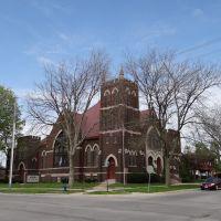First Congregational Church in Waterloo IA, Ватерлоо