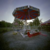 Pinhole Iowa City Park Airplanes (2007/JUN), Гилбертвилл