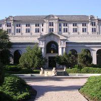 Memorial Union, Iowa State University, Гринфилд
