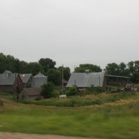 Old barns near 230th, Гринфилд