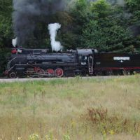 BOONE & SCENIC VALLEY RAILROAD-BOONE,IA 2011-PHOTO 32, Гринфилд