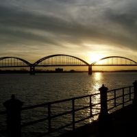 Bridge in Davenport, Давенпорт