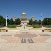 Iowa Capitol Building, Де-Мойн