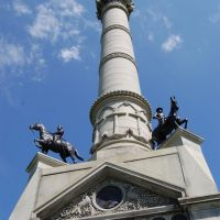 Soldiers and Sailors Monument, Де-Мойн