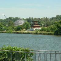 Des Moines River Pagoda, Де-Мойн