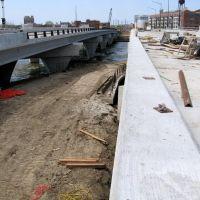 Southeast Connector Bridge across the Des Moines River., Де-Мойн