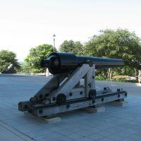 Big caliber gun, Де-Мойн