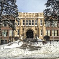 Benjamin Franklin High School & Junior High School - B Avenue Historic District, Денвер