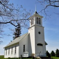 Historic Lenox Township Church of the New Jerusalem - Iowa County, Iowa, Денвер