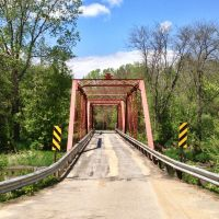 Historic Bertram Bridge (Ely Street) - Cedar Rapids, Iowa, Денвер