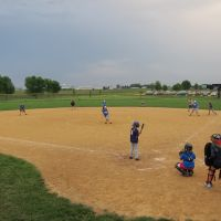 Small Town Softball Game, Елдридж