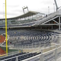 Brand New TD Ameritrade Park Omaha.  Open House April 18th, 2011.  Home of the College World Series, Картер-Лейк