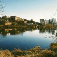 Iowa River mirror