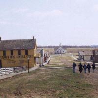 Living History Farm, Клайв