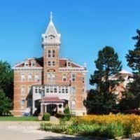 Clarinda, Iowa (Hospital) : 2010 Recreation of Historic 1908 Panoramic, Кларинда