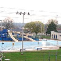 Riverview Pool, Клинтон