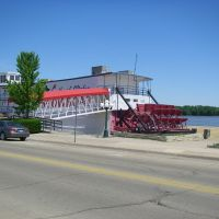 Showboat Theater - Clinton, Iowa, Клинтон