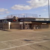 Ashford University Field, Home of the Clinton Lumberkings, Клинтон