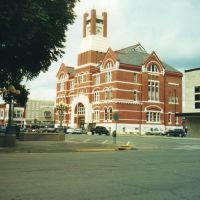 Mahaska County Courthouse, Oskaloosa, IA, Коридон