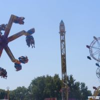 2007 Iowa State Fair, Коридон