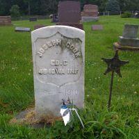 Joseph Cook Tombstone, Коридон