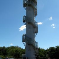 Cordova Park Observation Tower, Lake Red Rock, Iowa., Коридон