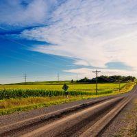 Iowa Road, Коридон