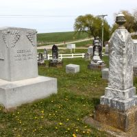 West Liberty Cemetery, Montezuma, Iowa, Коридон