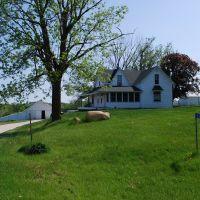 Mid-America: Classic Iowa Farmhouse, Коридон