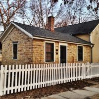 Historic Schindhelm-Drews House - Iowa City, Iowa, Маршаллтаун