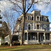 Historic Thomas C. Carson House - Iowa City, Iowa, Масон-Сити