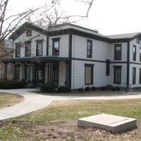Dey House (Iowa Writers Workshop) University of Iowa, Iowa City, IA March 26, 2008, Масон-Сити