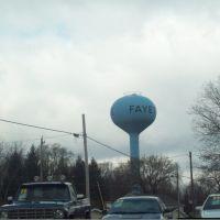 Fayette, IA, Олбани