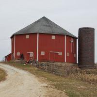 Octagonal Barn, Олбани