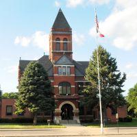 Monona Co. Courthouse (1892) Onawa IA 7-2014, Онава