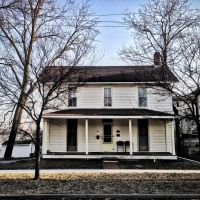 Historic Letovsky-Rohret House - Iowa City, Iowa, Осадж