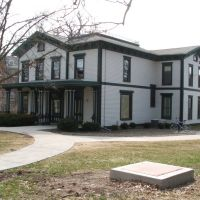 Dey House (Iowa Writers Workshop) University of Iowa, Iowa City, IA March 26, 2008, Осадж