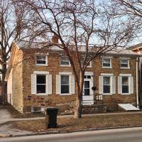 Historic Henry C. Nicking House - Iowa City, Iowa, Осадж
