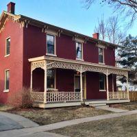 Historic Burger House - Iowa City, Iowa, Осадж