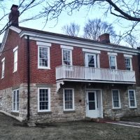 Historic Windrem House - Iowa City, Iowa, Осадж