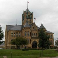 Johnson County Courthouse, GLCT, Плисант-Хилл