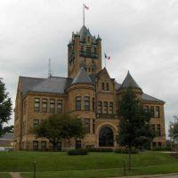Johnson County Courthouse, GLCT, Ред-Оак