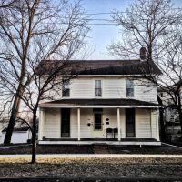 Historic Letovsky-Rohret House - Iowa City, Iowa, Ред-Оак
