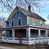 Historic Bohumil Shimek House - Iowa City, Iowa (2), Ред-Оак